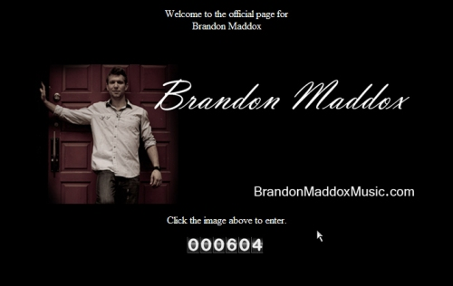 Website - Brandon Maddox