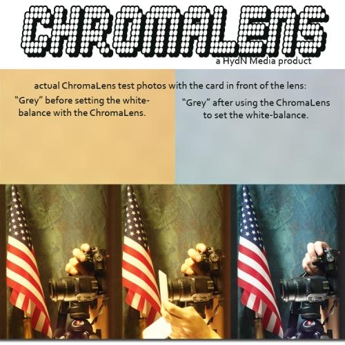 AD - ChromaLens b