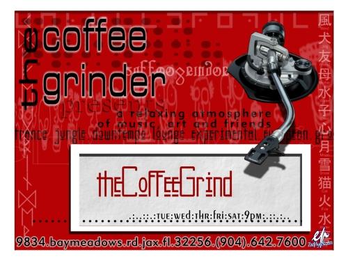 Handbill - CoffeeGrinder