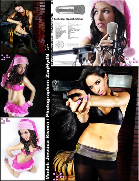 AD - Jessica Rivera CompCard